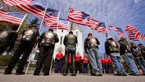 Flags In Hawaii Hingham Marine Killed In Hawaii Is Honored Wbur News