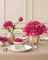winning color combos in the wedding colors fuchsia and taupe martha stewart weddings