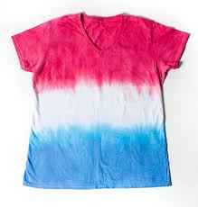 make these patriotic tie dye shirts for the july 4th u2013 orange
