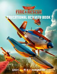 disney planes fire rescue printable family fun journal