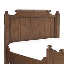 Rustic Queen Headboard by Broyhill Furniture Attic Rustic Queen Feather Headboard Wayside
