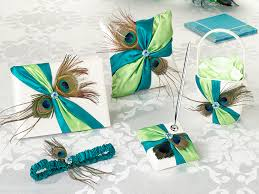 peacock wedding favors peacock collection