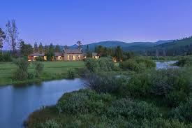 Seeking Ranch Wyoming Ranch Seeking 53 Million Finds A Buyer Wsj