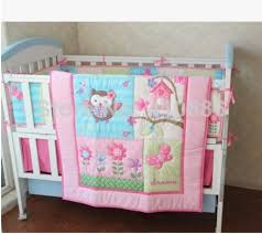 Owl Bedding For Girls by Pink Owl Crib Bedding Owl Baby Bedding Sets For Girls Baby Bed