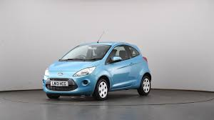 used ford ka 1 2 edge 3dr start stop blue ln13hcg norwich