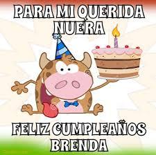 imagenes de cumpleaños para brenda para mi querida nuera feliz cumpleaños memes en quebolu