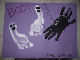 Halloween Crafts For Kindergarten Some Easy And Creativity Halloween Craft Kindergarten