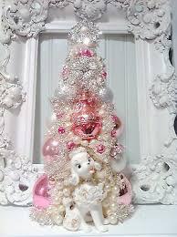 107 best my christmas bottle brush trees for sale on ebay images