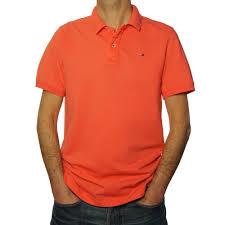 Tommy Hilfiger Flag Buy Hilfiger Denim Pilot Flag Polo Shirt In Rose Tommy Hilfiger Polo