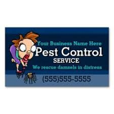 pest business card cockroach flies business cards and