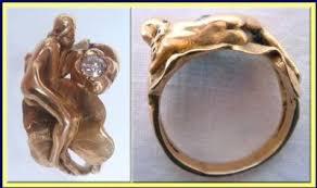 art deco animal ring holder images 24 best art nouveau ring images art nouveau ring jpg