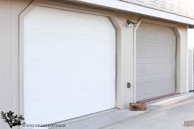 how to paint garage doors project curb appeal the wood grain