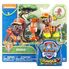 paw patrol hero pup jungle zuma walmart