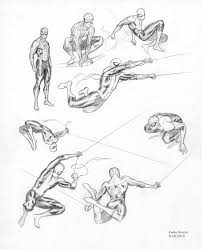 the self absorbing man ultimate spider man u2014 action poses
