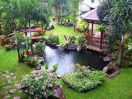 Backyard Pond Ideas Backyard Landscaping Around A Small Pond Pond Pictures Ideas