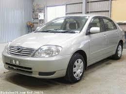 toyota corolla sedan 2003 used toyota corolla sedan 2003 for sale japanese used cars