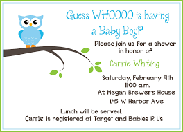 Baby Invitation Card Baby Shower Invitation Wording Examples Theruntime Com