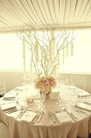 tree table decorations weddings amazing wedding with branches on