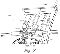 patent ep0876954a2 plug type overwing emergency exit door