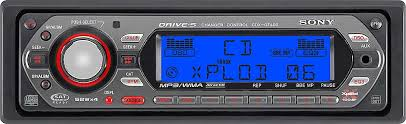 sony cdx gt400 cd player with mp3 wma playback at crutchfield com