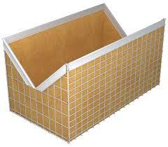 Rabbit Hutch Diy Diy Rabbit Nesting Box Nesting Boxes Simple Diy And Rabbit