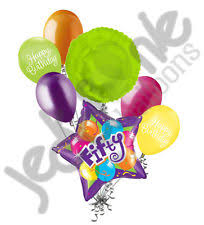 50th birthday balloons delivered 1967 50th birthday balloon delivery ebay