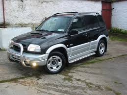 Fabuloso Suzuki Grand Vitara 1999 - 2005 reviews, technical data, prices &HQ47