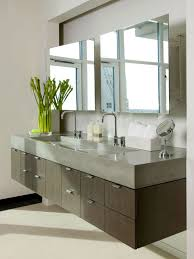 Floating Bathroom Vanities Double Bathroom Vanities Trough Sink Floating Vanity And Countertop
