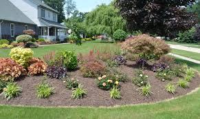 landscaping ideas stockphotos backyard corner landscaping home