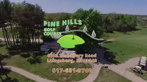 pine hills golf course laingsburg michigan youtube