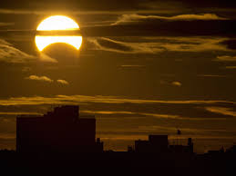 Sunrise Sunset Map Solar Eclipse 2017 Where To See It In New York City