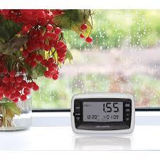 amazon com acurite 00899 deluxe wireless rain gauge home u0026 kitchen