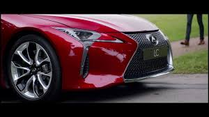 top speed of lexus lf lc lexus lc 500 u2013 exhilaration at the goodwood festival of speed