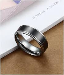 titanium rings for men pros and cons carbon fiber wedding ring for sale drag web
