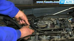 nissan altima youtube 2014 how to install replace egr control solenoid 1998 01 nissan altima
