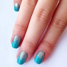 easy nail art and makeup ideas tiffanys blue box inspired nail