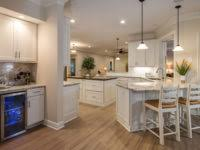 peninsula island kitchen kitchen island or peninsula inspirational alexandria white kitchen