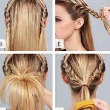 Coole Frisuren Lange Haare Selber Machen by Großartig Frisuren Lange Haare Kinder Deltaclic