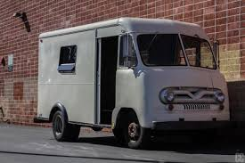 ford delivery truck 1960 ford vintage food truck delivery catering eb