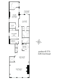 narrow home floor plans narrow house plans fashionable design floor plans for