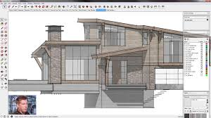 sketchup for construction documentation plan template youtube