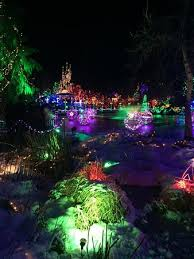 Vandusen Botanical Garden Lights Festival Of Lights Vandusen Gardens Vancouver Picture Of