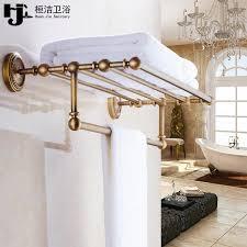 antique brass bathroom accessories carved bathroom hardware set