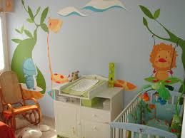 mur chambre enfant décoration murale chambre bébé disney beau cuisine dã â coration