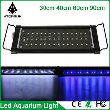 30 led aquarium light 1pcs 30cm 40cm 60cm 90cm led aquarium l fish tank light led