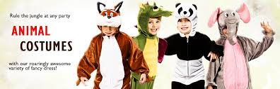 animal costumes mega fancy dress