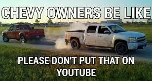 Ford Sucks Meme - chevy puns