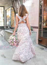 smelling the roses from day to night a giveaway sydne style wears for love and lemons pink floral maxi dress for wedding outfit ideas