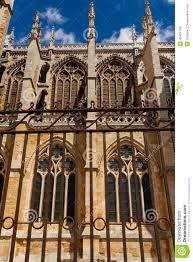 vertical view of flying buttresses in the cathedral of leon spai