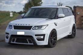 land rover sport 2017 range rover sport 2017 meduza rs 700 body kit meduza design ltd